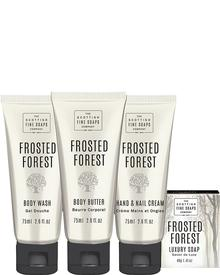 Scottish Fine Soaps Frosted Forest Luxurious Gift Set. Фото 1