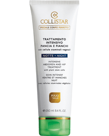 Collistar - Intensive Abdomen and Hip Treatment Night with plant stem cells