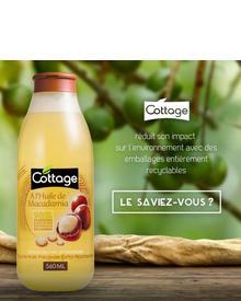 Cottage Douche Huile Precieuse Extra Nourrissante. Фото 3