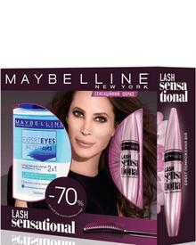 Maybelline - Подарочный набор Lash Sensational