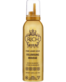 RICH - Pure Luxury Argan Volumissing Mousse