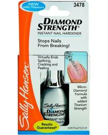 Sally Hansen Diamond Strength Instant Nail Hardener. Фото 1