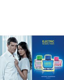 Antonio Banderas Electric Blue Seduction for Women. Фото 1