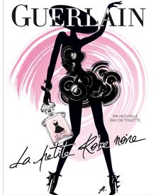 Guerlain La Petite Robe Noir Eau de Toilette. Фото 5