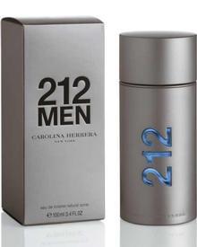 Carolina Herrera 212 For Man. Фото 1