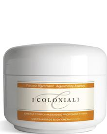 I Coloniali - Deep Massage Body Cream Myrrh new