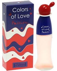 Univers Parfum - Colors of Love Passion