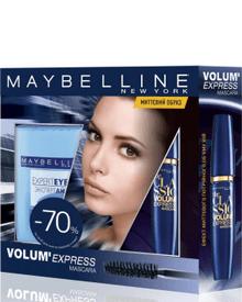 Maybelline - Подарочный набор Volume'Express