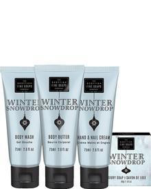 Scottish Fine Soaps Winter Snow Drop Luxurious Gift Set. Фото 2