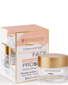Byphasse - Anti-aging Cream Pro50 Years Skin Tightening