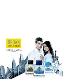 Antonio Banderas Urban Seduction Blue For Women. Фото 2