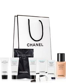 CHANEL - Les Beiges Healhty Glow Foundation Set