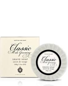 Scottish Fine Soaps - Classic Male Grooming Shave Soap Refill