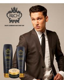 RICH Energising Shampoo & Body Wash. Фото 2