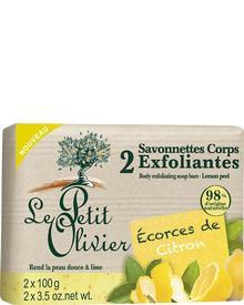 Le Petit Olivier - Savonnettes Corps Exfoliantes
