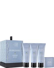 Scottish Fine Soaps - Willow & Bluebell Luxurious Gift Set