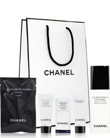 CHANEL - La Solution 10 de Chanel Set