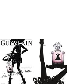 Guerlain La Petite Robe Noire Eau de Parfum. Фото 2