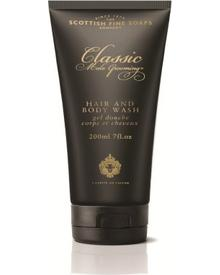 Scottish Fine Soaps - Classic Male Grooming Hair & Body Wash