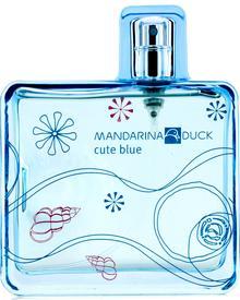 Mandarina Duck - Cute Blue Woman