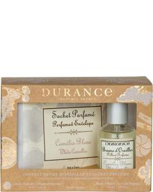 Durance - Textile Perfume and Perfumed Envelope Box