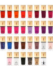 Yves Saint Laurent La Laque Couture Nail. Фото 2