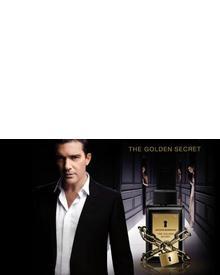 Antonio Banderas Golden Secret. Фото 1
