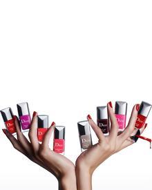 Dior Dior Vernis Gel Shine Nail Lacquer. Фото 2