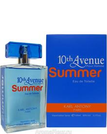Karl Antony - 10 Avenue Summer