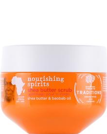 Treets Traditions - Nourishing Spirits Shea Butter Scrub