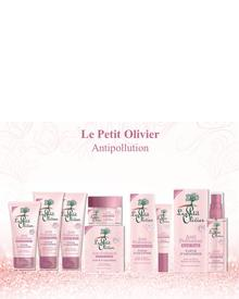 Le Petit Olivier Anti-Pollution Day Gel Cream. Фото 1