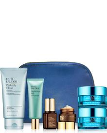 Estee Lauder - New Dimension Firm + Fill Eye System Set