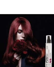 Maxima PURING Keepcolor Glittering Oil Treatment. Фото 1