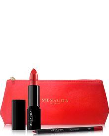 MESAUDA - Backstage Glossy Lipstick Set