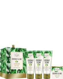 Scottish Fine Soaps - Coconut & Lime Luxurious Set
