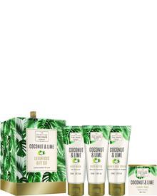Scottish Fine Soaps - Coconut & Lime Luxurious Set