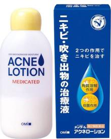 OMI - Menturm Acne Lotion