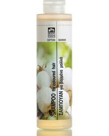 BODYFARM - Shampoo for colored hair COTTON