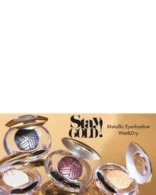 Pupa Stay Gold! Diamond Eyeshadow. Фото 1