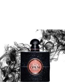 Yves Saint Laurent Black Opium. Фото 1