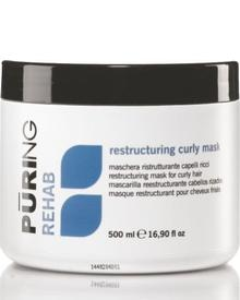 Maxima PURING - Rehab Restructuring Curly Mask