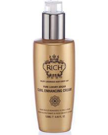 RICH Pure Luxury Argan Curl Enhansing Cream. Фото 1