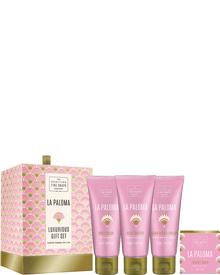 Scottish Fine Soaps - La Paloma Luxurious Set