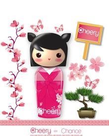 Kokeshi Cherry. Фото 2