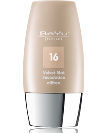 BeYu - Velvet Mat Foundation
