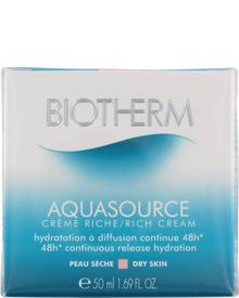 Biotherm Aquasource 48H Continuous Release Hydration Rich Cream. Фото 1