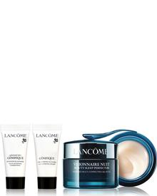 Lancome - Visionnaire Nuit Gel In Oil Set