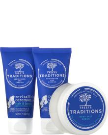 Treets Traditions Revitalising Ceremonies Gift Set Small. Фото 3