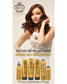 RICH Pure Luxury Hair Repair Treatment. Фото 4