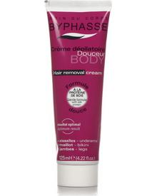 Byphasse - Hair Removal Cream Silk Extract